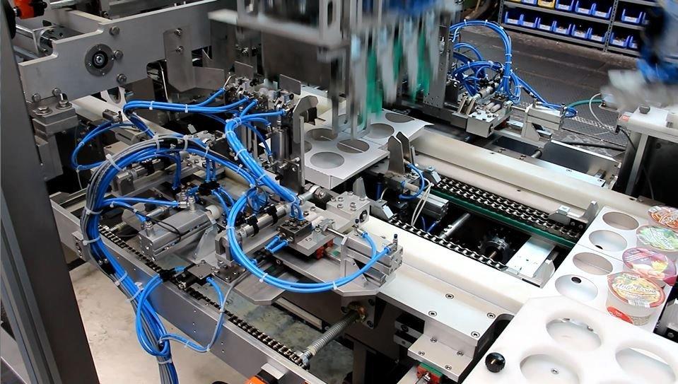 Balici technika M.A.S. Automation 1