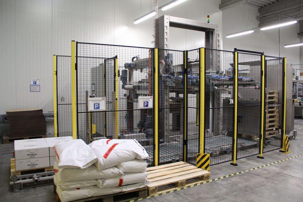 Paletizatory M.A.S. Automation 3 1 1