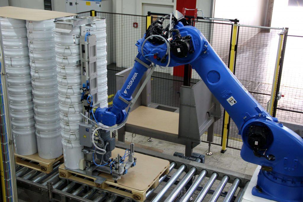 Paletizatory M.A.S. Automation 4 1 1