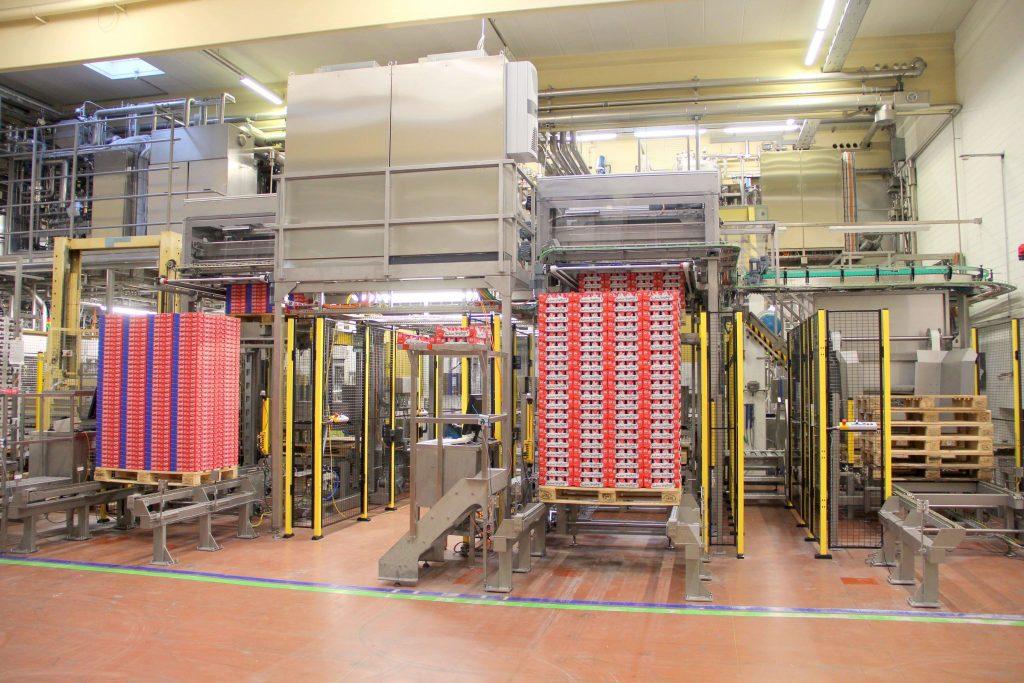 Paletizatory M.A.S. Automation 1 1