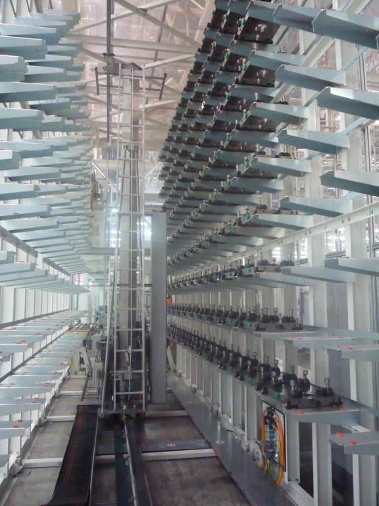 Skladova automatizace M.A.S. Automation 4 1