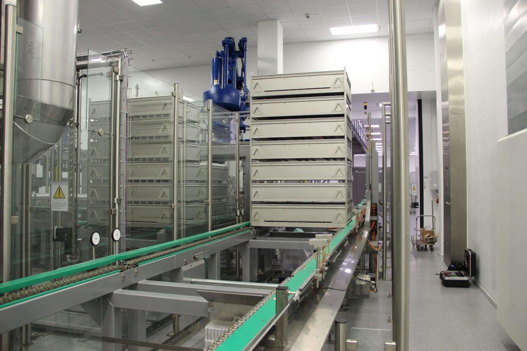 Transportni system M.A.S. Automation 3 1 2