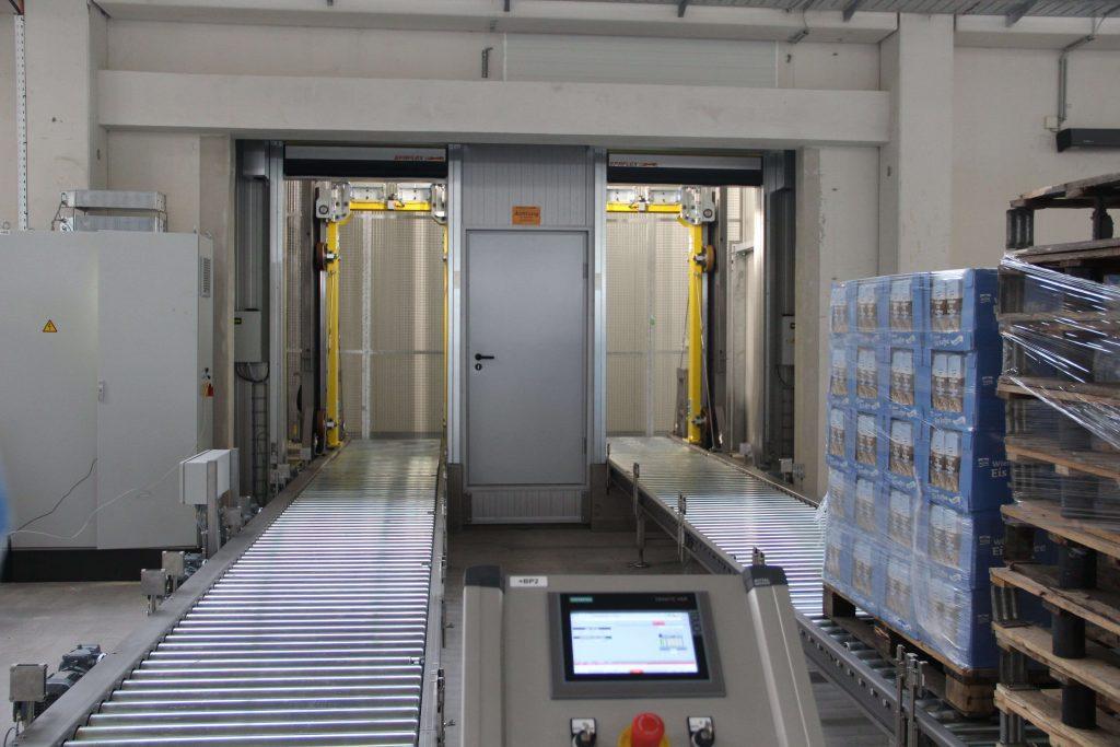 Transportni system M.A.S. Automation 5 1 2