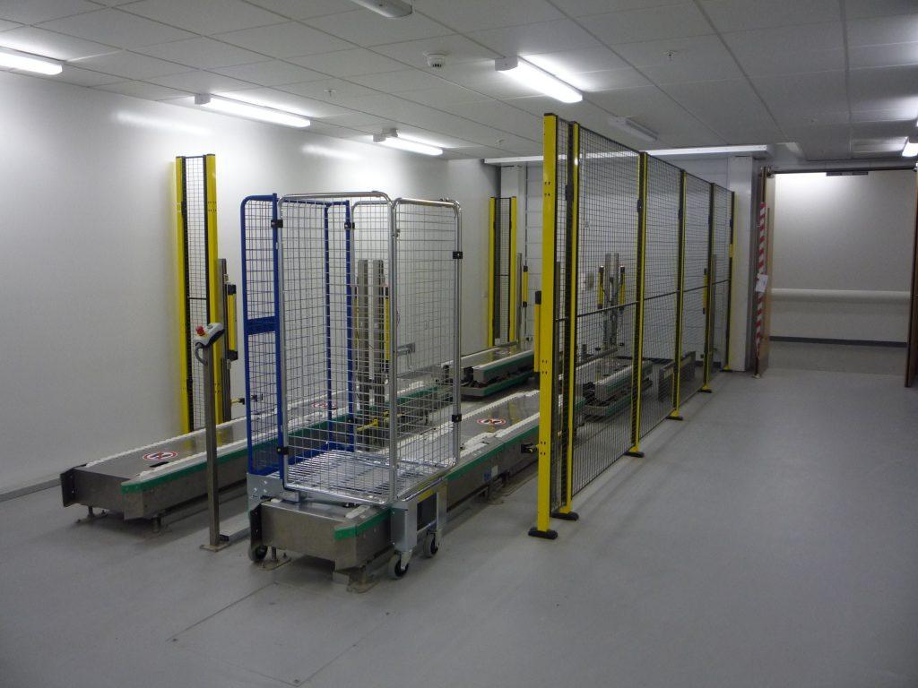 Transportni system M.A.S. Automation 6 2